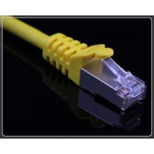 FTP Cat5e / CAT6 Cable de conexión de fibra óptica