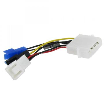 MOLEX Cable with Resistor for PC Fan