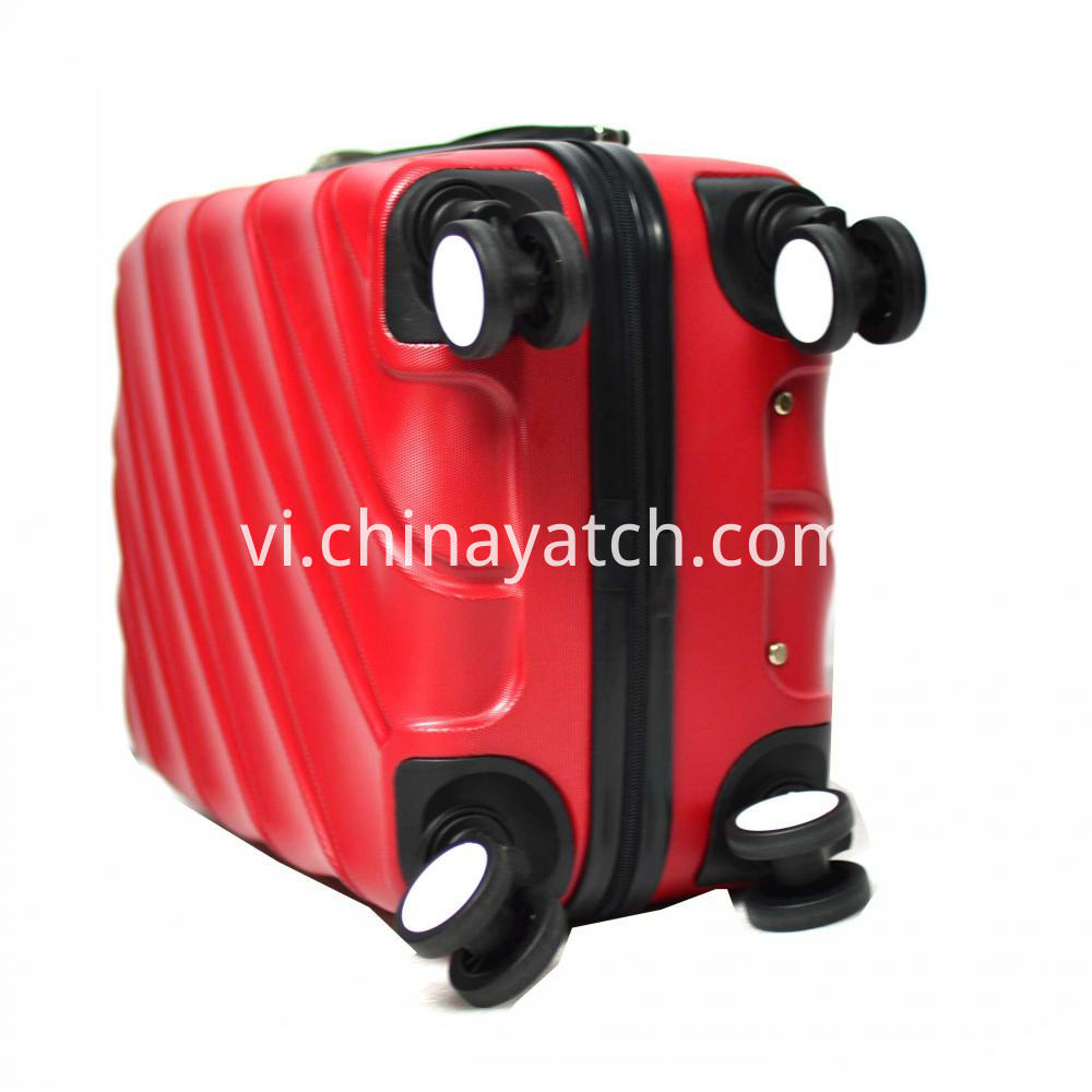 ABS Luggage Set with Double Row Wheels