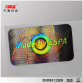 Custom Hologram Labels Sticker for Food Products
