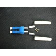 Conectores para cabo de remendo óptico LC 3.0 Duplex