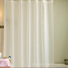 Rideau de douche 100% polyester (DPH7099)