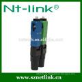 SC / FC / APC Conector óptico de montagem rápida / conector rápido de emenda