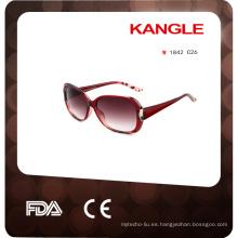 alta calidad, moda de gafas de sol de moda