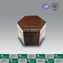 Urnes à bas prix de LUXES cendres crémation peuplier urnes en bois