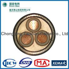 33KV CU / XLPE / STA / PVC