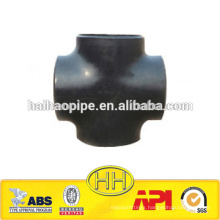 stainless steel 4-way cross pipe fitting from hebei haihao