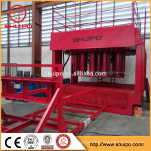 dished head spinning machine/automatic Dish End Flanging machine/Roller Head Forming Machine