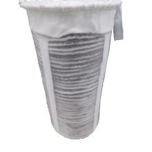 Sacos de filtro de descarga de chorume de aterro sanitário