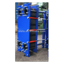 Fish Farm plate heat exchanger