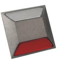 100 * 100 * 20 мм двойной стороны дорожной нагрузки стад алюминия дорожной кнопки