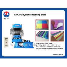 eva foaming moulding machines
