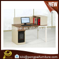 Small size one seater office furniture work station design