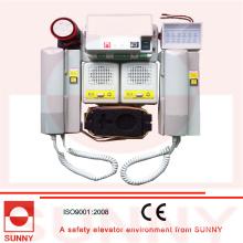 Système d'interphone à 5 voies pour ascenseur (SN-pH-01)