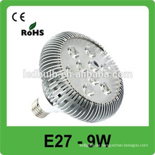 Modernes Design Garantie 3 Jahre Fabrik Preis Spot Licht 9w e27 LED Lampe