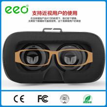 Good feedback best price 3d google cardboard vr box 2.0 glasses