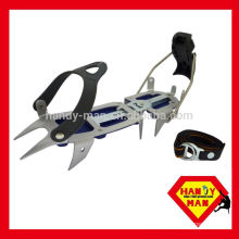 CRM-10-C Ice Traction Climbing Crampons