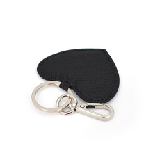 High Quality Custom Logo Car Pu Leather keychain