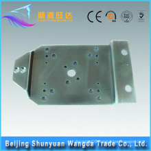 China Aliminum Sheet Metal Stamping Part Manufacturer