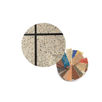 Escamas de pintura en aerosol de efecto granito de piedra líquida