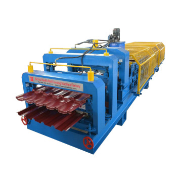 Factory made hot-sale for Glazed Double Layer Forming Machine IBR Add Glazed Double Layer Forming Machine export to Guadeloupe Importers