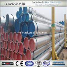 BS1387 hot dip galvanized schedule 40 pipe price