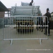 pedestrian fence barrier