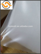 Outdoor Garment with Hot Melt Adhesive Film