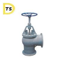 Marine JIS F 7306 cast iron 5K angle valve