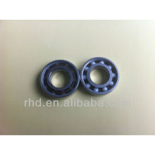 Герметичный гибридный керамический радиальный шарикоподшипник 6201