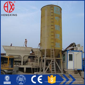 Стабилизированный завод по производству бетонных смесей для продажи
