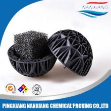 polypropylene biological ball filter media manufacturer