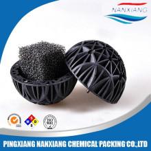 полипропилен производитель биологического мяч фильтр медиа