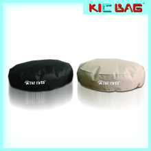 New design comfort pet cushion bean bag round shape pet bed