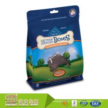 A marca de Guangzhou Oem que imprime sacos de embalagem plásticos biodegradáveis do alimento para cães do equilíbrio com o certificado de FDA feito em China