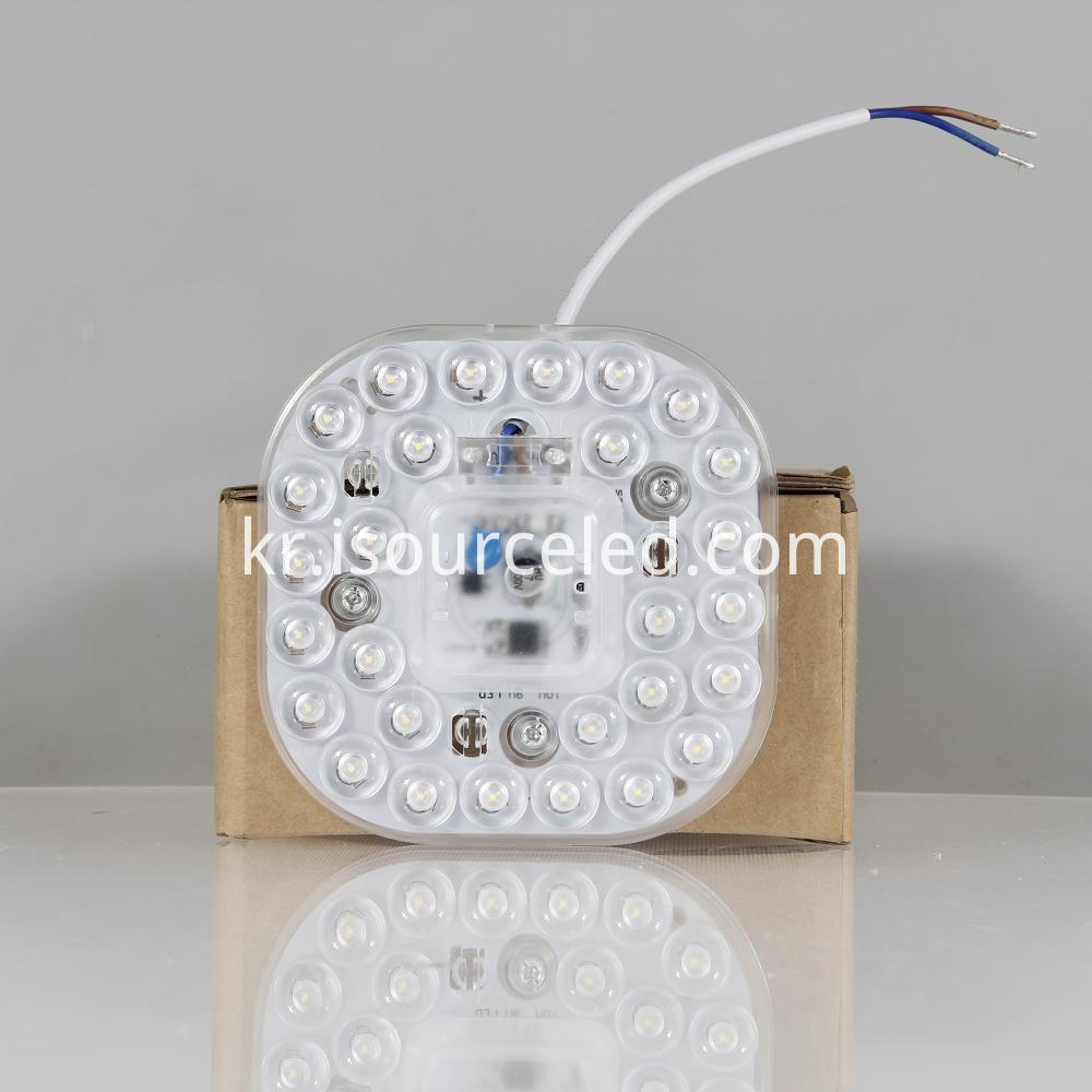 Top quality 5w-10w ceiling LED lens modules