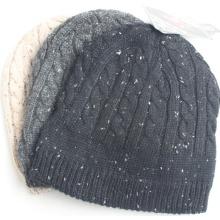 (LKN15037) Chapeaux promotionnels hiver Bonnet tricoté