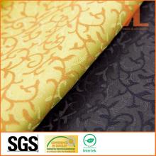 100% Polyester Qualité Jacquard IVY Feuilles Design Large Wide Table Cloth