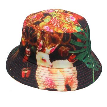promoción de alta calidad de moda barato algodón pescador cubo sombrero al por mayor
