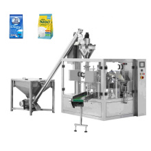Automatic Rotary Doypack Pouch Milk Powder Packaging Machine