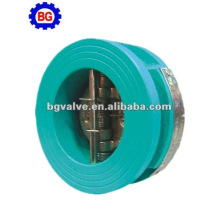 Wafer Check Valve dual Gussplatte