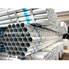 galvanized tube steel BS1387
