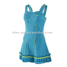 High quality cheap tennis dress oem service