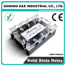 SSR-T40DA-H Equal To Fotek Zero Cross 3 Phase Solid State Relay