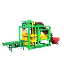 QTJ4-25 Series concrete block machine for concrete block production line