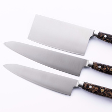 Professional Stainless Steel Kitchen Chef Knife