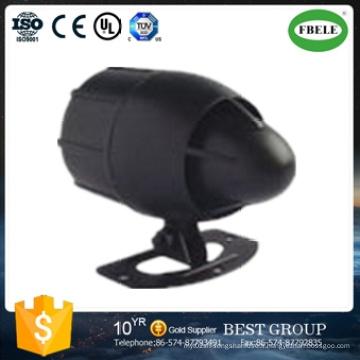Sirène de voiture électrique klaxon de voiture à double ton klaxon (FBELE)