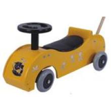 Wooden Walk Wecker / Spielzeugauto / Pädagogisches Spielzeug