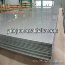 7049A 7050 7055 aluminum alloy plain diamond sheet / plate china wholesale
