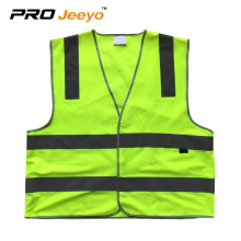 wholesale reflective safety vest with retro tape